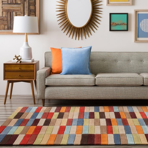 Wright Rug - Photo by Andy E.