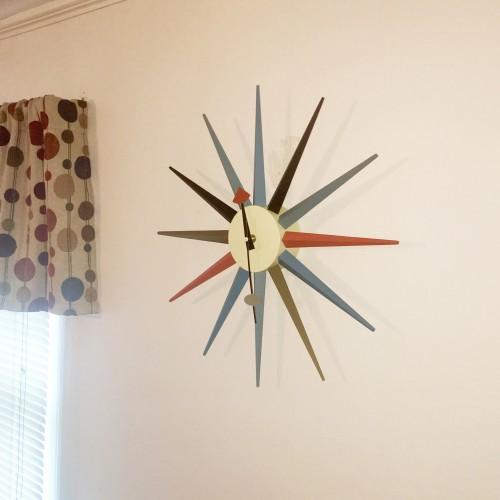 Vernon Clock - Photo by John Poole