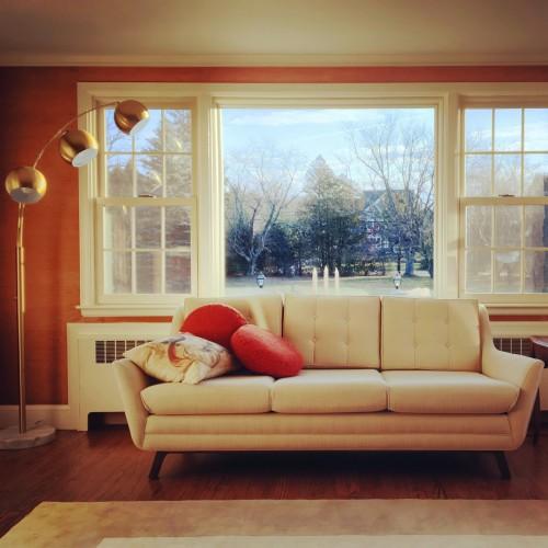 The Look Eastwood Sofa Photo By Stephen Ferranti