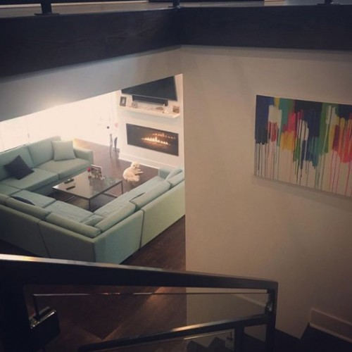 Calhoun U-Sofa Sectional - Photo by Modern House Nashville