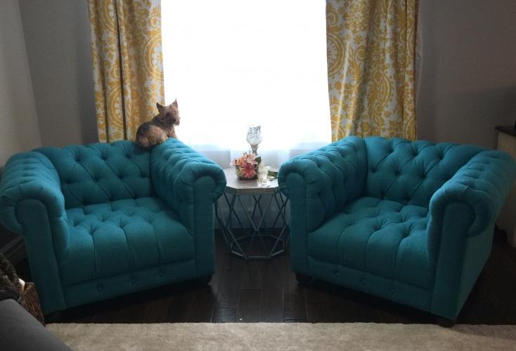 Theo Chair - Photo by Jessica Davis