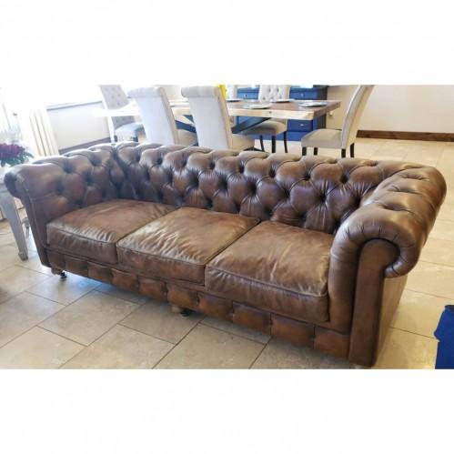Liam Leather Sofa - Photo by Benjamin Magadan Beall