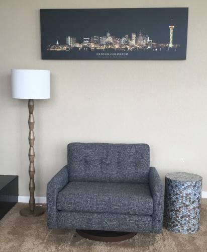 Hopson Swivel Chair - Photo by Rachel D.