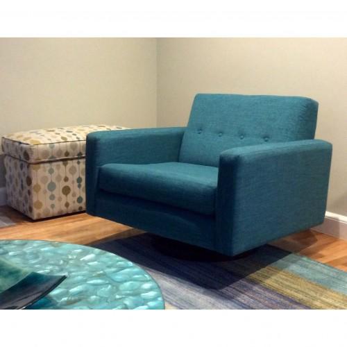 Korver Swivel Chair - Photo by Rob B.