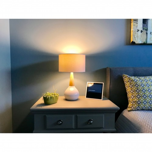 Bryce Table Lamp - Photo by Lesa Peterson
