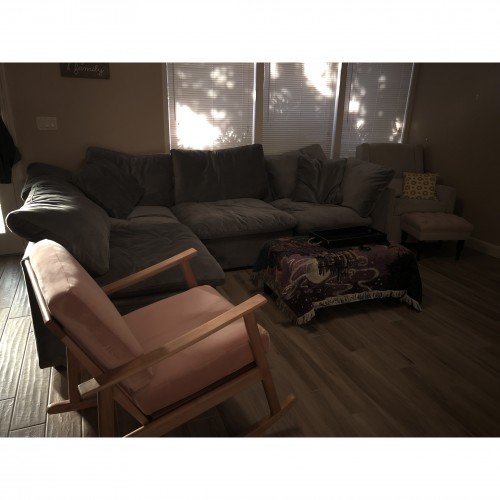 Paley Rocking Chair - Photo by Kaprice Rowe