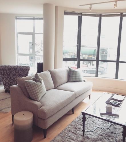 Price Sofa - Photo by Danielle R.