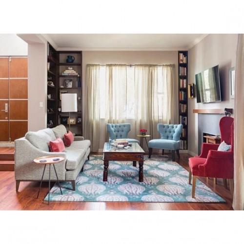 Price Sofa - Photo by Melissa Mascara
