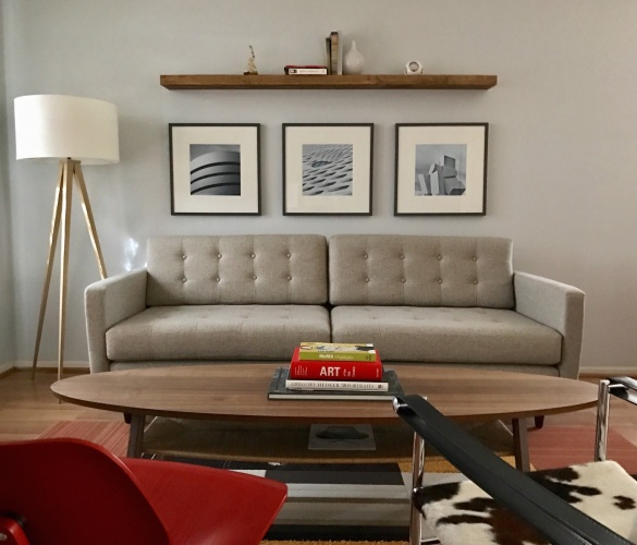Shop The Look Eliot Sofa   Photo By Hector B.