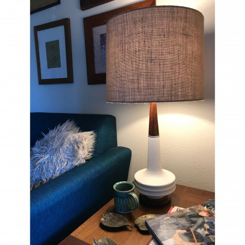 Greer Table Lamp - Photo by Jennifer Wilkes