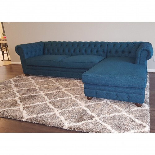 Liam Sectional - Photo by Melissa Hugo
