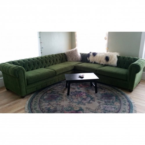 Liam Corner Sectional - Photo by Terry Duff