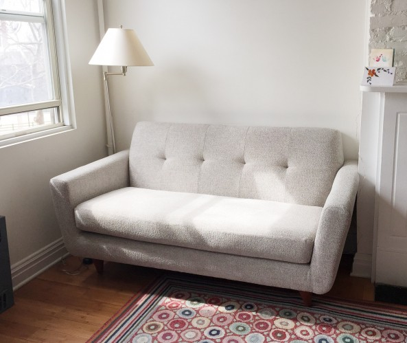 Hughes Apartment Sofa | Joybird