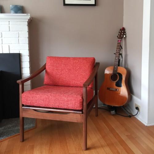 Bradshaw Chair - Photo by Melissa Hornbein