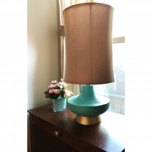 Savannah Table Lamp  - Photo by Brenda Hebert