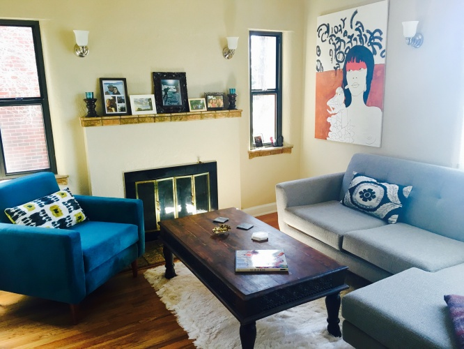 Korver Apartment Chair Joybird