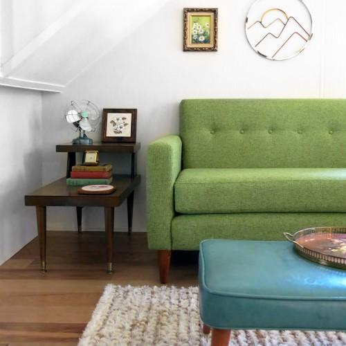 Korver Apartment Sofa - Photo by Vivian Kania