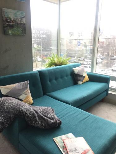 Korver Apartment Sectional - Photo by Jesse Lexson