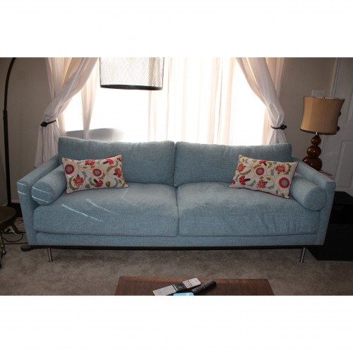 Delaney Sofa - Photo by Michelle Winkler