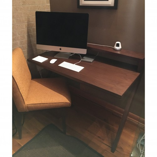 Reese Wall Desk - Photo by Tameka Brown