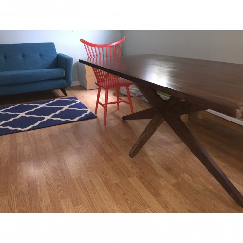 Jax Dining Table - Photo by Johari F.