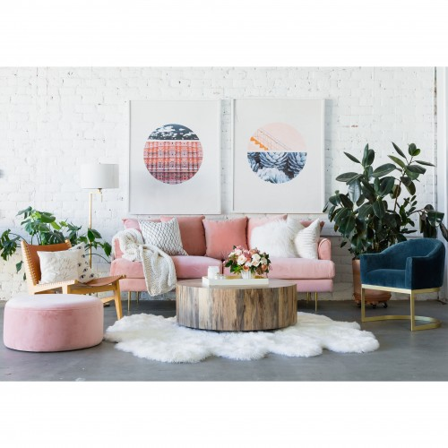 Aime Sofa - Photo by Darling Galentines