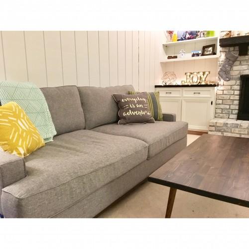 Presley Sofa - Photo by Jennifer Cross