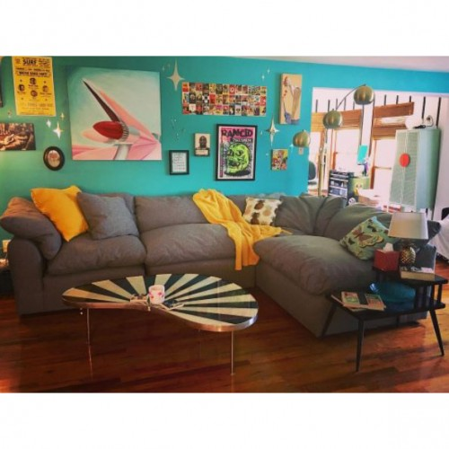 Bryant L-Sectional (4 piece) - Photo by Mandy Hazell