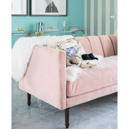 Hathaway Sofa - Photo by Kelly Lee