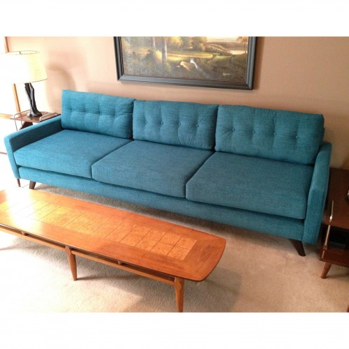 Hopson Grand Sofa - Photo by Brett Hartline