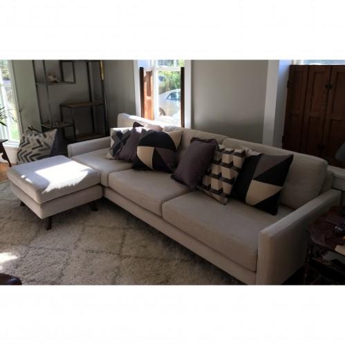 Hopson Grand Sofa - Photo by Karen Andrews