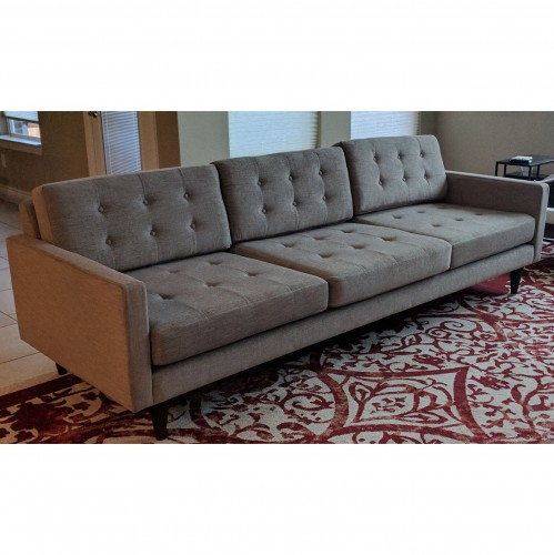 Genial Shop The Look Eliot Grand Sofa   Photo By Pamela Borden