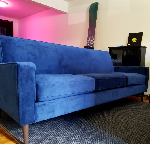 """Winslow 84"""" Sofa - Photo by Tim Cycon"""