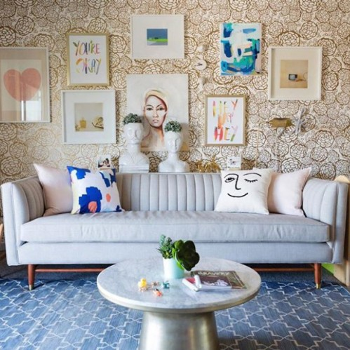Chelsea Sofa - Photo by Joy Cho