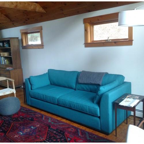Rafferty Sofa - Photo by Anne Farrell