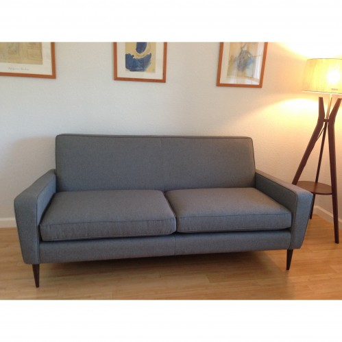"Winslow 74"" Sofa - Photo by Jayne Dietsch"