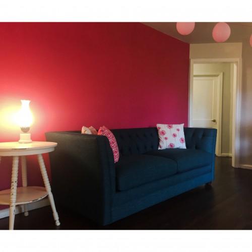Kensington Sleeper Sofa - Photo by Julie Shub