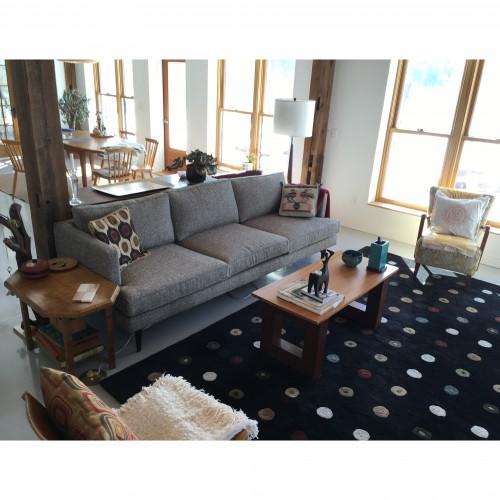 Preston Grand Sofa - Photo by Heather Bellanca