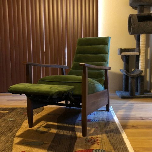 Langham Recliner - Photo by Jerry Wallace