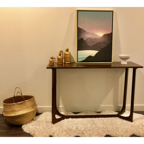 Elysian Entry Table - Photo by Noelle Hunt