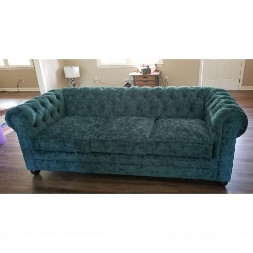 Liam Sleeper Sofa - Photo by Maxine Turner