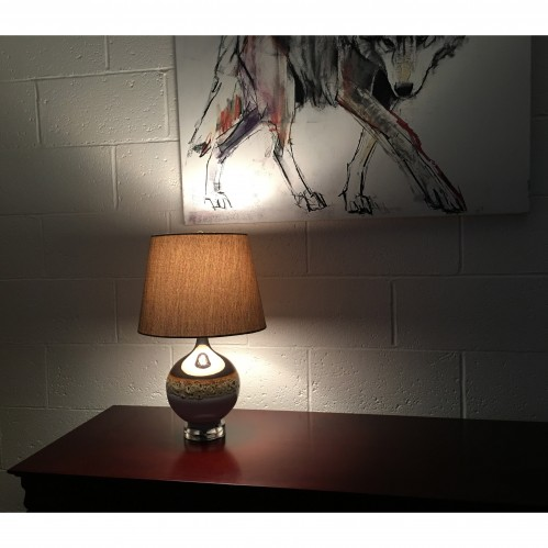 Alexia Table Lamp - Photo by Carol Emerson