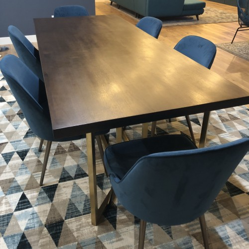 Bryant Dining Table - Photo by Andrea Chang