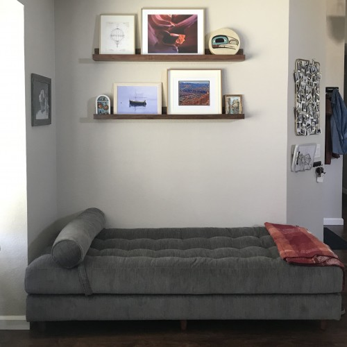Briar Daybed - Photo by Frances Fritz
