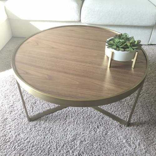 Mindy Coffee Table - Photo by Roxet Llerena